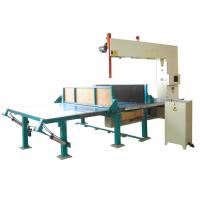 Buy cheap Automatic Vertical CNC Foam Cutter For Sponge Mattress , Digital EPS Cutting Machine from wholesalers