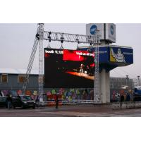 Buy cheap High Intensity Led Video Wall Rental for Advertising P10 / P12 Aluminum from wholesalers