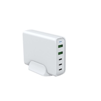 Buy cheap 110w Type C PD 5 Port Desktop USB Charger , Multi Port USB Fast Charger from wholesalers