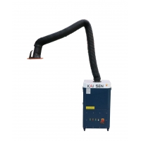 Wholesale Polyester Filter One Suction Arm Mobile Fume Extractor from china suppliers