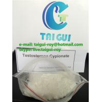 Buy cheap Safe Injectable Testosterone Cypionate / Test Cyp for Muscle Growth White Anabolic Steroid Powders from wholesalers