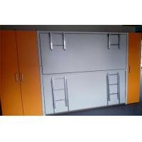Transformable Single Murphy Wall Bed Modern Bunk Bed with Strong Structure Manufactures