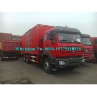 Buy cheap Germany Technology North Benz Beiben brand 6x4 6x6 30Ton 380hp Heavy Off Road Container Cargo Truck from wholesalers