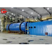 Buy cheap Riding Rings Rotary Tube Bundle Dryer WGT300 Cement Slag Horizontal Rotary Dryer from wholesalers