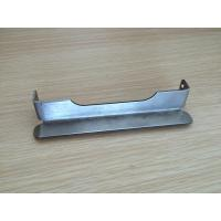 Buy cheap high quality customized stainless steel OEM precision sheet metal stamping bending from wholesalers