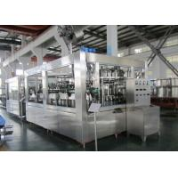 Buy cheap Carbonated Soft Drink Beverage Filling Machine Multi Head 12000BPH from wholesalers