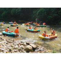 Buy cheap 2015 Funny water toys inflatable floating boat/exciting floating water games wholesale from wholesalers