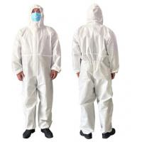 Wholesale Airy Disposable Protective Clothing For Clean Room / Pharmaceutical Industry from china suppliers
