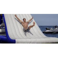 Buy cheap Durability Inflatable Water Slide For Kids , Non-Rotting Yacht Slide from wholesalers