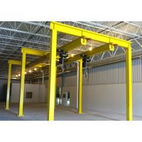 Buy cheap 0.5-20 ton Light Duty Hoist Overhead Crane for Mechine Industries from wholesalers