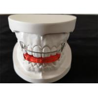 Buy cheap Customized Dental Functional Appliance Simple Install Easy Maintain from wholesalers