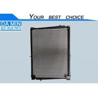 Buy cheap Aluminum ISUZU CXZ Parts Euro Five Radiator Assembly 8982122151 Two Water Pipe Extremly Cold from wholesalers