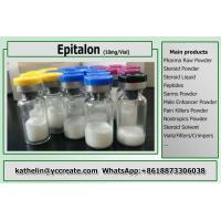Buy cheap Peptides Epitalon For Anti Aging Human Growth Hormone 307297-39-8 10mg / Vial from wholesalers