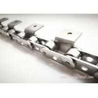Wholesale Durable Roller Stainless Steel Conveyor Chain High Frequency Quenching from china suppliers