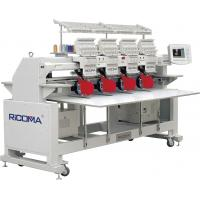 Wholesale High speed digital Computerised Embroidery Machine , DAHAO control system from china suppliers