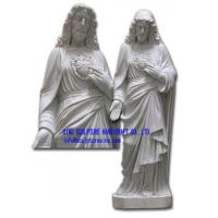 Buy cheap Marble Statue - Sacred Heart of Jesus from wholesalers