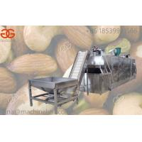 Wholesale High quality cashew nuts roasting machine for sale/  nuts roaster machine China supplier from china suppliers