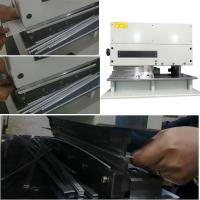 PCB Cutting PCB Depanel Machine Pneumatically With 1.8M Working Platform Manufactures