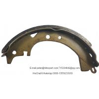 Buy cheap Noiseless OEM Auto Brake Shoes , Heavy Duty Truck Brake Shoes Long Life Span from wholesalers