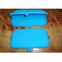Buy cheap Factory price blue pochi IV rubber pochi wallet for eyeglasses, pens, make-up, cellphone from wholesalers