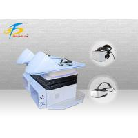 Buy cheap Double Players Virtual Reality Slide Cinema Machine For Shopping Mall + Park product