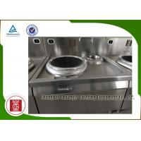 Buy cheap Commercial Kitchen Equipment One Burner Small Wok Induction Cooker With Concave Plate from wholesalers