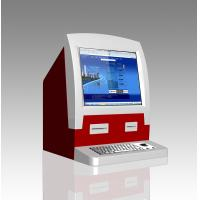 Buy cheap Mini Desktop Touch Screen Self Service Banking Kiosk With Cash Acceptor from wholesalers