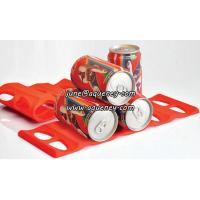 Buy cheap Silicone bottle holder,Silicone Wine Racks Bottle Holders, Silicone Bottle Storage Racks from wholesalers