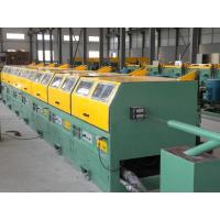Buy cheap 2 Wheel Barrow Wire Mesh Manufacturing Machine , Industrial Wire Processing Equipment from wholesalers