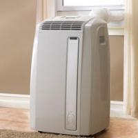 Buy cheap 12000BTU R22 portable air conditioner with Hitachi Toshiba compressor from wholesalers