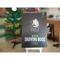 Buy cheap Customized Cover Artist Paint Pad Sketch Drawing Paper Sketchbook 100gsm 60 sheets from wholesalers