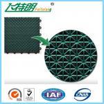 Wholesale Futsal Interlocking Rubber Floor Tiles Polypropylene Exercise Floor Mats from china suppliers