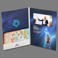 Buy cheap Personalized Flip Book Video Print Card With 3.5 Inch -10.1 Inch Screen from wholesalers