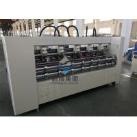 Buy cheap Manual Type Thin Blade Slitter Scorer Machine For Corrugated Board from wholesalers