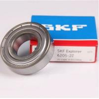 Wholesale SKF high speed cheap price6205z Bearing 6205zz Deep Groove Ball Bearing 6205zz from china suppliers