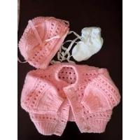 Buy cheap Cute fashionable design handmade knitted baby clothes for Summer from wholesalers