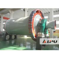 Wholesale High Capacity Mining Grinding Equipment Quartz Sand Ball Mill for Ore Dressing from china suppliers