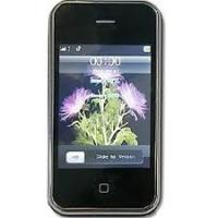 Buy cheap I9 3G TV iPhone Enabled Mobile phone quad band dual sim cards Java from wholesalers