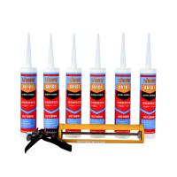 Buy cheap Gp Adhesive Joint Food Safe Acrylic Sealant For Kitchen Quick Drying from wholesalers