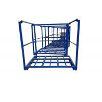 Buy cheap Durable Powder Coated Warehouse Shelving Racks Stackable For Wheat from wholesalers
