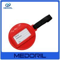 Wholesale Wholesale waterproof silicone bulk luggage tags plastic luggage tag from china suppliers