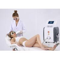 Buy cheap TUV Medical 808 Diode Laser Hair Removal 125J/Cm2 Fast Hair Removal CE Approved product
