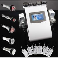 China Lipo Diode Laser Vacuum RF Ultrasonic Liposuction Cavitation Slimming Machine controlled delivery on sale