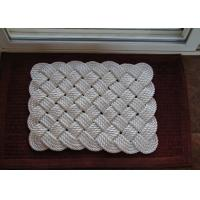 polyester 3-strand twist rope code used to anti-slip door chafing mat