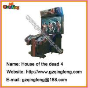 Simulator shooting machine game seek QingFeng as your distributors Manufactures
