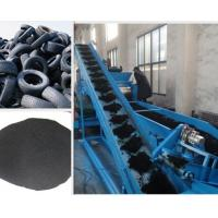 Wholesale Vehicle Tyre Rubber Granulator Machines Recycled PLC Control System from china suppliers