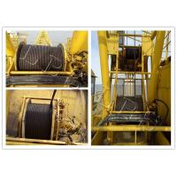 Wholesale Hydraulic Device Using Lebus Groove Drum For Towering And Mooring Winch from china suppliers