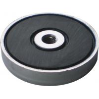 Buy cheap Ferrite Pot Magnets With Internal Thread from wholesalers