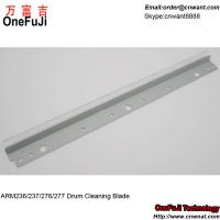 Buy cheap Sharp Copier Parts ARM236 ARM237 ARM257 ARM276 ARM277 Drum Cleaning Blade For Sharp AR M236 M237 M257 M276 Wiper Blade from wholesalers