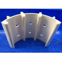 Buy cheap 99% Alumina Ceramic Wafer Boat Horizontal Type  Ceramic  Wafer Carrier from wholesalers